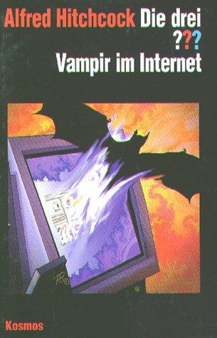 Die drei ??? Vampir im Internet Cover