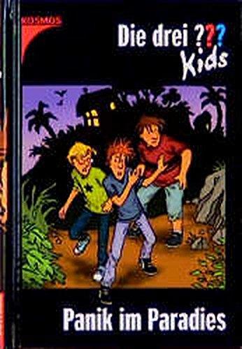 9783440077894: Die drei Fragezeichen-Kids, Bd.1, Panik im Paradies