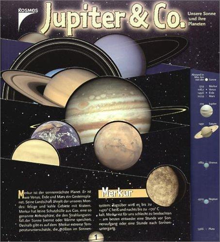 9783440082928: Jupiter & Co. Unsere Sonne und ihre Planeten.