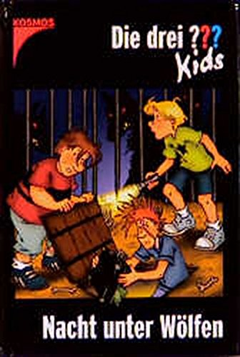 9783440085615: Die drei ??? Kids: Die drei Fragezeichen-Kids, Bd.8, Nacht unter Wölfen