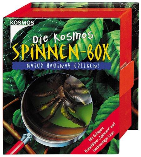 Die Kosmos Spinnen-Box: Natur hautnah erleben