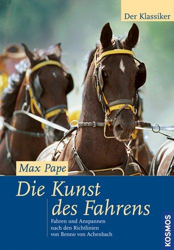 9783440092286: Die Kunst des Fahrens.