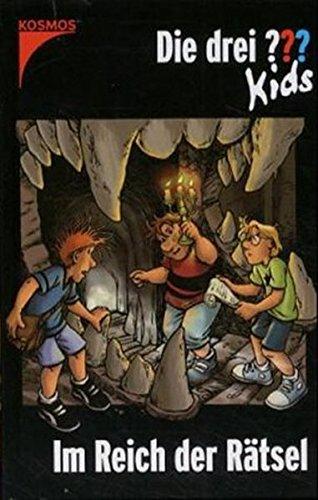 9783440093436: Die drei Fragezeichen-Kids, Bd.13, Im Reich der R�tsel