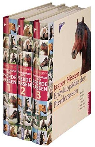 9783440097236: Enzyklopädie der Pferderassen. Europa. (3 Bde.)