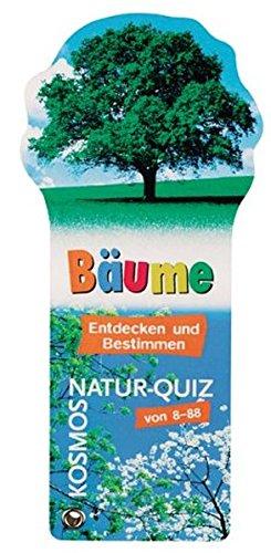 9783440098288: Bäume: Entdecken und Bestimmen. Natur-Quiz von 8 - 88