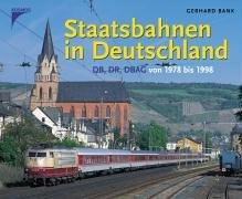 9783440098332: Staatsbahnen in Deutschland.
