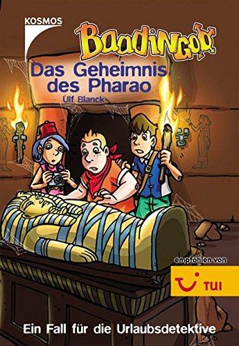 9783440101964: Baadingoo. Das Geheimnis des Pharao