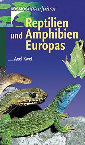 9783440102374: Reptilien und Amphibien Europas