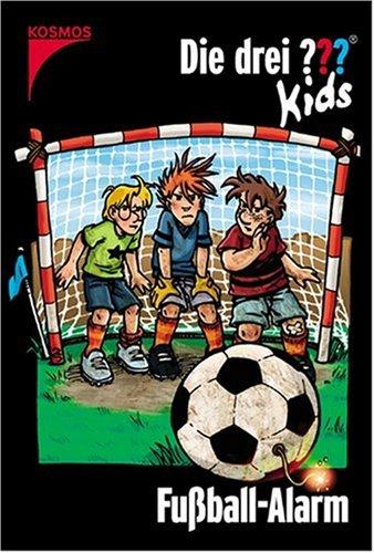 9783440103302: Die drei ???-Kids, Band 26: Fußball-Alarm