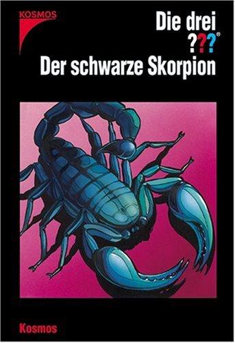 9783440103708: Die drei ???. Der schwarze Skorpion