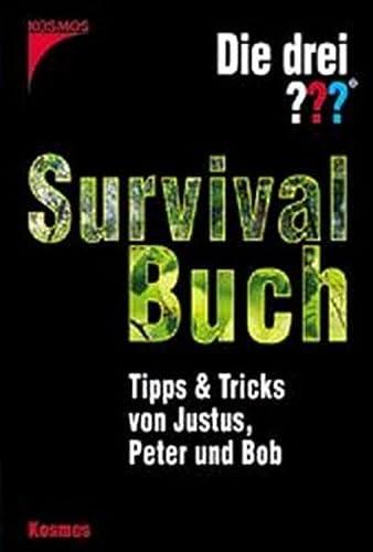 Die drei ??? Survival Buch - Flessner Bernd, Christoph Silvia