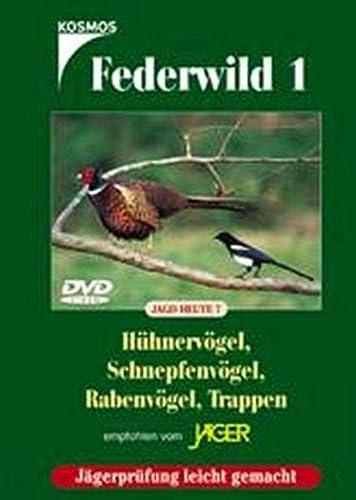 9783440104910: Federwild 1 - H�hnerv�gel/Schnepfenv�gel/Raben.. [Alemania] [DVD]