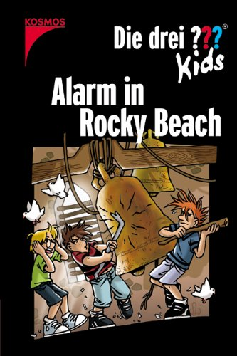 9783440106525: Alarm in Rocky Beach: Die drei ??? Kids - Dreifachband