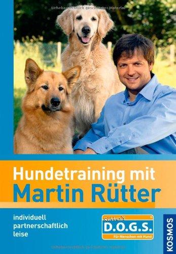 9783440108277: Hundetraining mit Martin Rütter