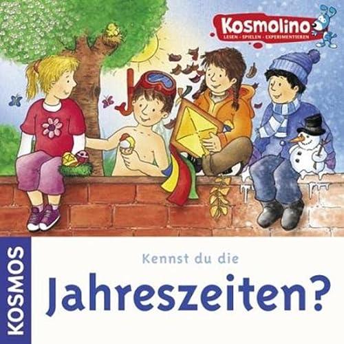 9783440109441: Kosmolino. Kennst du die Jahreszeiten?