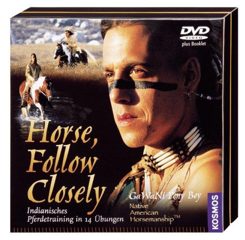 9783440109717: Horse, Follow Closely (+ Booklet) [Alemania] [DVD]