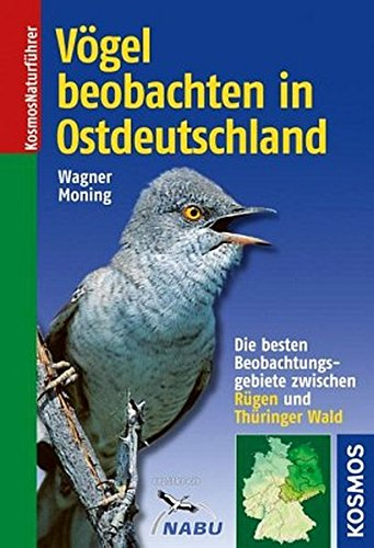 9783440111581: Vögel beobachten in Ostdeutschland