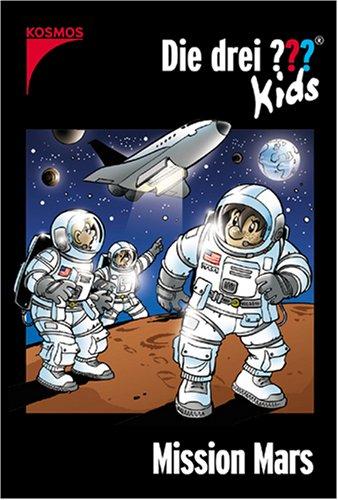 9783440115398: Die drei ??? Kids / Mission Mars