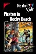 9783440115428: Die drei ??? Kids. Piraten in Rocky Beach (drei Fragezeichen): Dreifachband: Gruft der Piraten. Internetpiraten. Rettet Atlantis