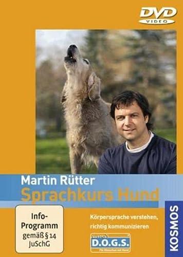 9783440115664: Martin Rütter - Sprachkurs Hund [Alemania] [DVD]