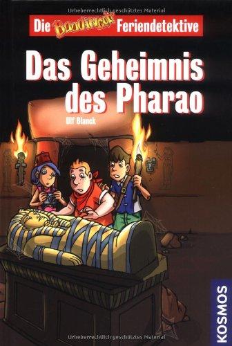 9783440117248: Die Baadingoo Feriendetektive. Das Geheimnis des Pharao