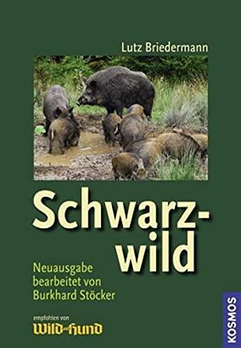 Schwarzwild: Lutz Briedermann