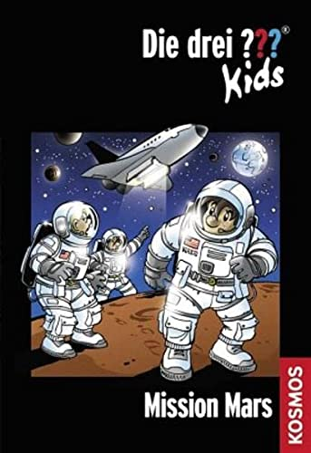 9783440120361: Die drei ??? Kids 36. Mission Mars (drei Fragezeichen)