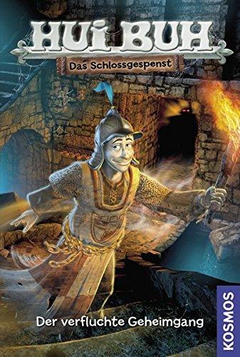 9783440121160: Hui Buh Das Schlossgespenst 01. Der verfluchte Geheimgang