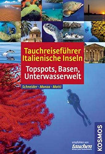 9783440123164: Tauchreisef�hrer Italienische Inseln: Topspots, Basen, Unterwasserwelt