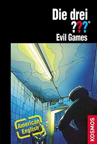 9783440123324: Die drei ??? Evil Games (drei Fragezeichen): American English