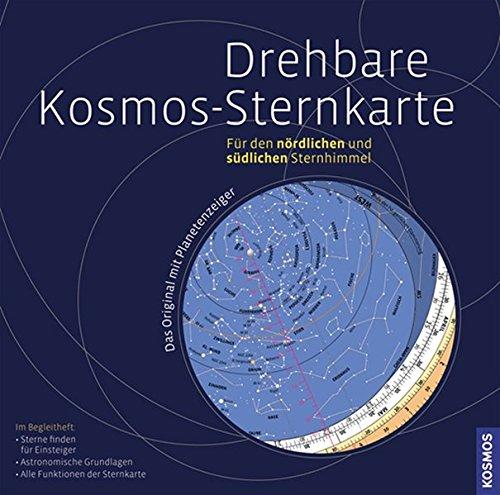 9783440124185: Drehbare Kosmos-Sternkarte: Für den nördlichen und südlichen Sternhimmel