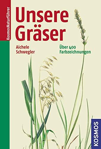 9783440125731: Unsere Gräser