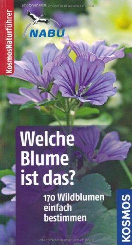 9783440125816: Welche Blume ist das?: 170 Wildblumeneinfach bestimmen. Typische Merkmale auf einen Blick