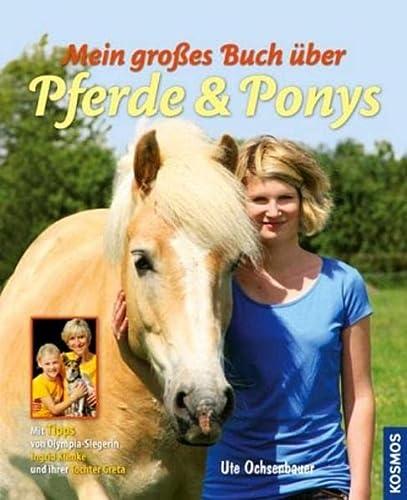 9783440126066: Mein großes Buch über Pferde & Ponys