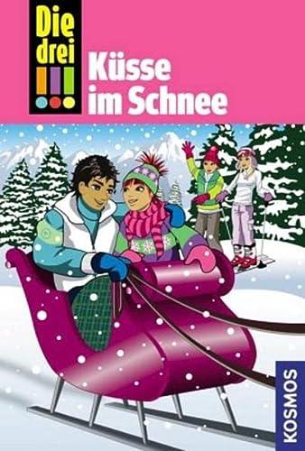9783440126523: Die drei !!! Küsse im Schnee (Ausrufezeichen)