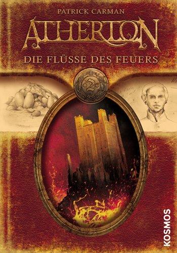 Atherton - Die Flüsse des Feuers (9783440130537) by [???]
