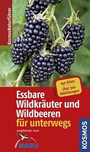 9783440130728: Essbare Wildkr�uter und Wildbeeren f�r unterwegs