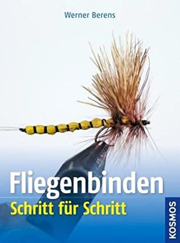 9783440132265: Fliegenbinden Schritt f�r Schritt