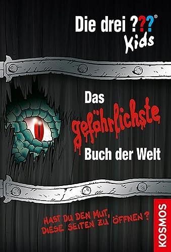 9783440136973: Die drei ??? Kids / Das gefährlichste Buch der Welt