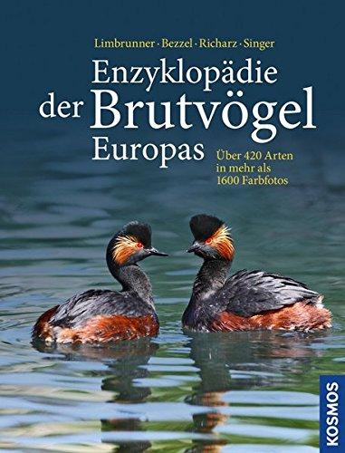 9783440138632: Enzyklopädie der Brutvögel Europas