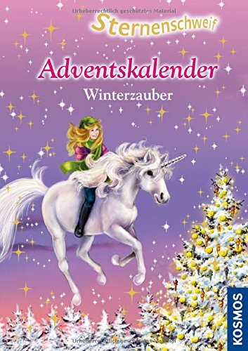 9783440140246: Sternenschweif Adventskalender Winterzauber