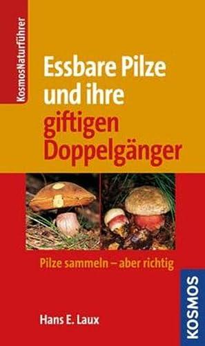 9783440142936: Essbare Pilze und ihre giftigen Doppelgänger