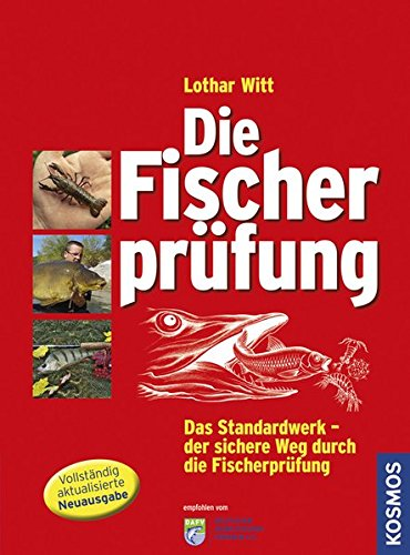 9783440143902: Die Fischerprüfung: Alle Prüfungsfragen mit Antworten Extra: Fliegenfischerprüfung