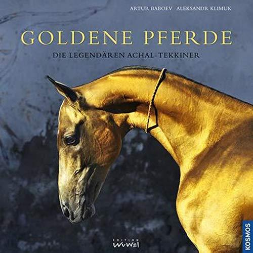 9783440144794: Goldene Pferde