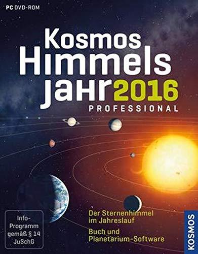 9783440145814: Kosmos Himmelsjahr professional 2016
