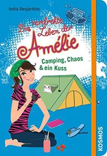 9783440146897: Das verdrehte Leben der Amélie 06. Camping, Chaos & ein Kuss