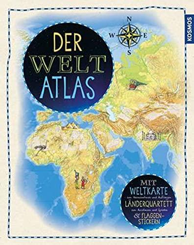 9783440148211: Der Weltatlas f�r Kinder