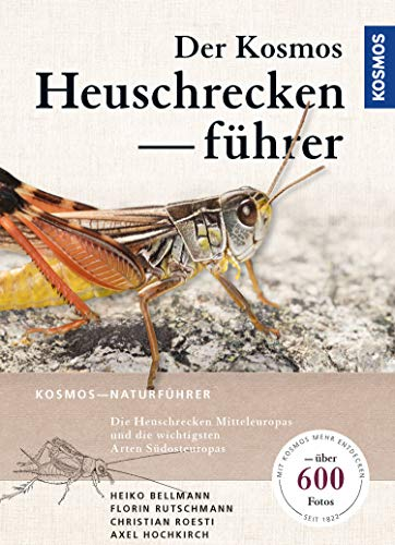 9783440153048: Der Kosmos Heuschreckenführer
