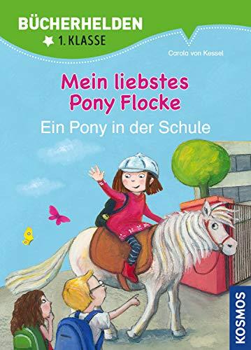 Ein Pony in der Schule Cover