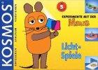 9783440601617: Kosmos, Experimente mit der Maus (Experimentierkästen), Licht-Spiele (Experimentierkasten)
